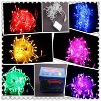 Good quality 100m 100 Bulbs LED String Light for Christmas with Connector/Christmas LED Light