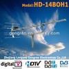 UHF outdoor Ch.13-69 digital HDTV dvb antenna model .NO.HD-14BOH1