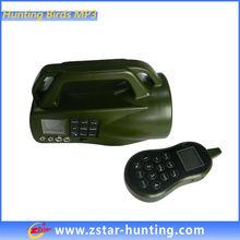 digital remote control game caller 10w speaker birds voice mp3 download