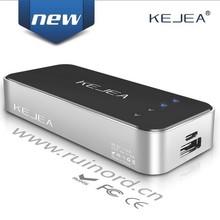 Kejea power bank for samsung galaxy note 2 n7100 5200mAH Aluminium Alloy
