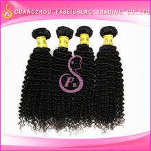 top quality human hair weave Premiun peruvian deep curly weaving hair