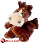 Meet EN71 and ASTM standard ICTI plush toy factory russ stuffed toys