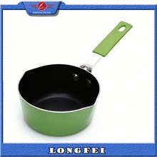2015 Latest Best Selling!! Aluminum Material non-stick fry pan for induction cooker