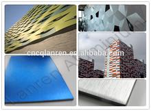 exterior size 5mm aluminium composite panel acp sheet ACP/ACM modern building facade materials acm
