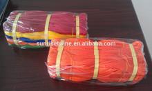 twisted plastic rope/twine
