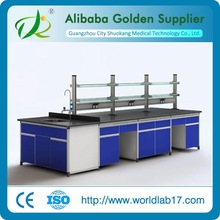 Top sell school /chemistry / physics/biology with epoxy resin coating lab furniture prices