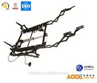 AD396N motorized articulating handrest recliner sofa mechanism with high leg