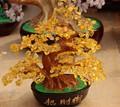 personnaliser 2014 gros de haute qualité pure natural cristal arbre de noël