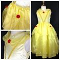 Fábrica bebê atacado vestido meninas, meninas vestido de festa, meninas vestido d13007