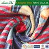 Free sample warp professional print velvet fabric used for sofa