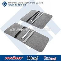 Felt pad case,for ipad air case factory price