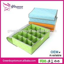 Underwear Storage Organizer Box For Underwear And Towel Storage