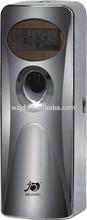 LCD auto bathroom air freshener dispenser