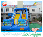 2014 hot sale air inflatable slide toys