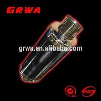generator exhaust carbon fiber muffler silencer