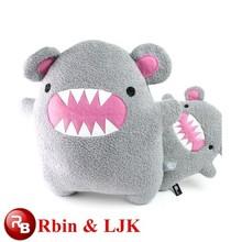 toys for children vending machine use stuffed toy plush animal blue monster plush