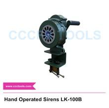 Hand Operated Sirens LK-100B type Hand Grand