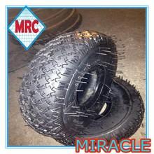 cheaper price inflatable tire 4.00-4 wheelbarrow air tyre