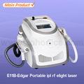 تصميم جديد سريع laserr ممتازة ipl + rf elight لعلاج الوردية
