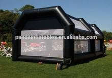 Airtight stadium inflatable baseball batting cage,Large outdoor baseball batting cage for sale