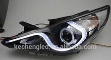 2014 new design!! plug and play 12v hyundai sonata headlights