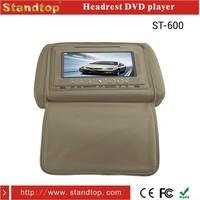7 inch car dvd headrest for taxi