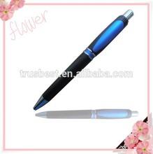 TP-26nice working promotional ballpoint pen,new hot selling plastic AD/ slogn pen/logo pen