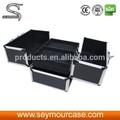 caso cosmético de aluminio cosméticos kosmetik kotak caja de embalaje de pr
