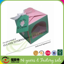 2014 Cheap Price New Design Wholesale Box Cupcake