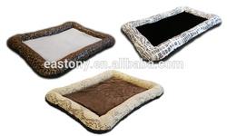 Animal Skin Memory Foam Crate Pad for Pets