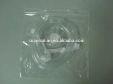 PVC&Medical plastic CPR pocket mask into PE bag