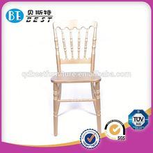 Napoleon Antique Wooden Chair (Pass SGS)