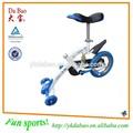 Caliente venta de ruedas 3 swing para bicicleta niño/mini bicicletas niños llena de diversión( db8196- 2- nuevo)