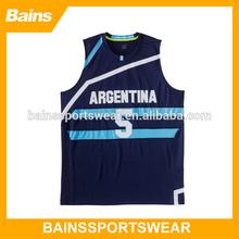 Full sublimation custom ncaa basketball jersey
