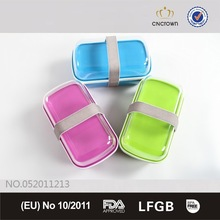 Storage boxes and bins plastic lunch box for dinner outdoor