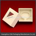 top venta de nuevo diseño brazalete de joyería caja de embalaje del fabricante de china