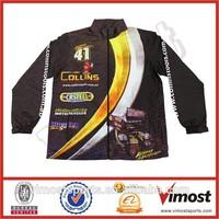 wholesale sports jacket for sports team/custom logo