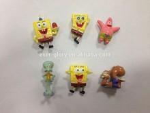 kids figurine, toy plastic finger, wholesale fashion plastic finger