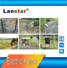 LX-Polar Lanstar Solar fence charger/energizer 5J for cattle