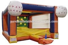 Home run inflatable baseball batting cage,inflatable batting cage for sale