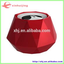 Computer public speaking Mini beautiful design bluetooth speakers/Dimond Shaped Bluetooth Speaker