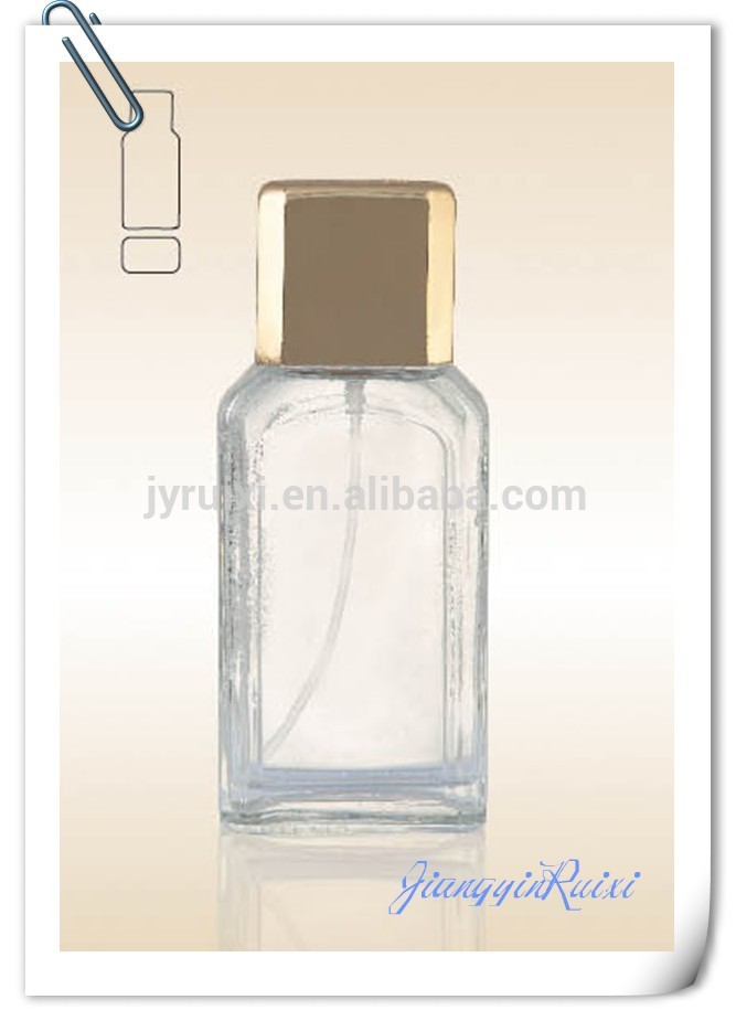 different shape and sizes 100ml glass diffuser bottle