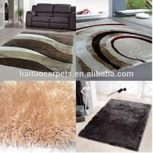 home dynamix cozy elastic yarn rug with stripe pattern