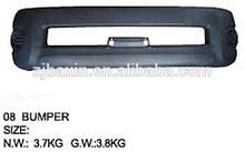 CAR BLACK BUMPER for TOYOTA HILUX VIGO