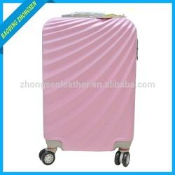 Baoding baigou new hard luggage 3pcs new hard luggage