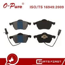 for VW PASSAT semi-metal no noise OEM 2301891 brake pad