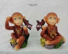 Resin Russia 2016 Monkey Zodiac