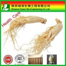 Natura panax ginseng root extract panaxoside 80%