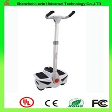 Off road steering green power 2 wheels standing up electric scooter
