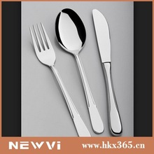 Japan Charms cheap stainless steel fork spoon and knife